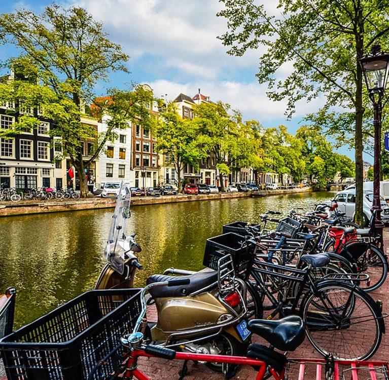 מעבר לקופישופס - אמסטרדם האמיתית