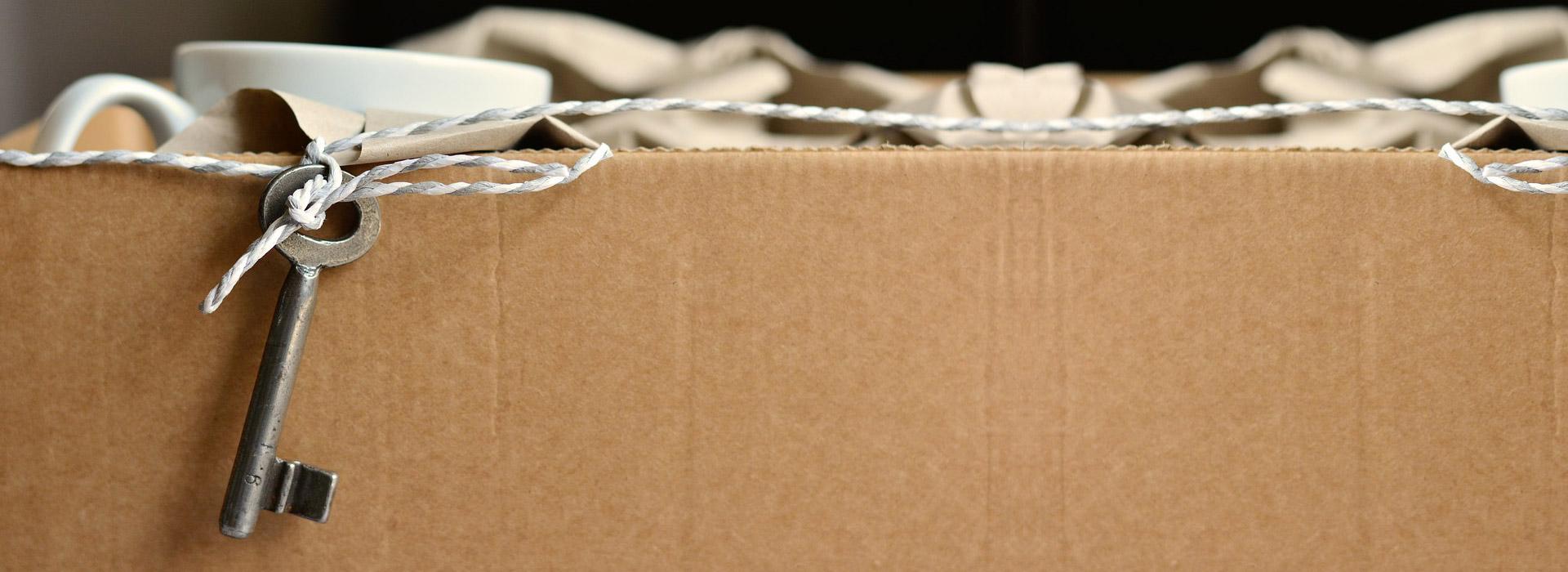 מפתח בתוך קופסא