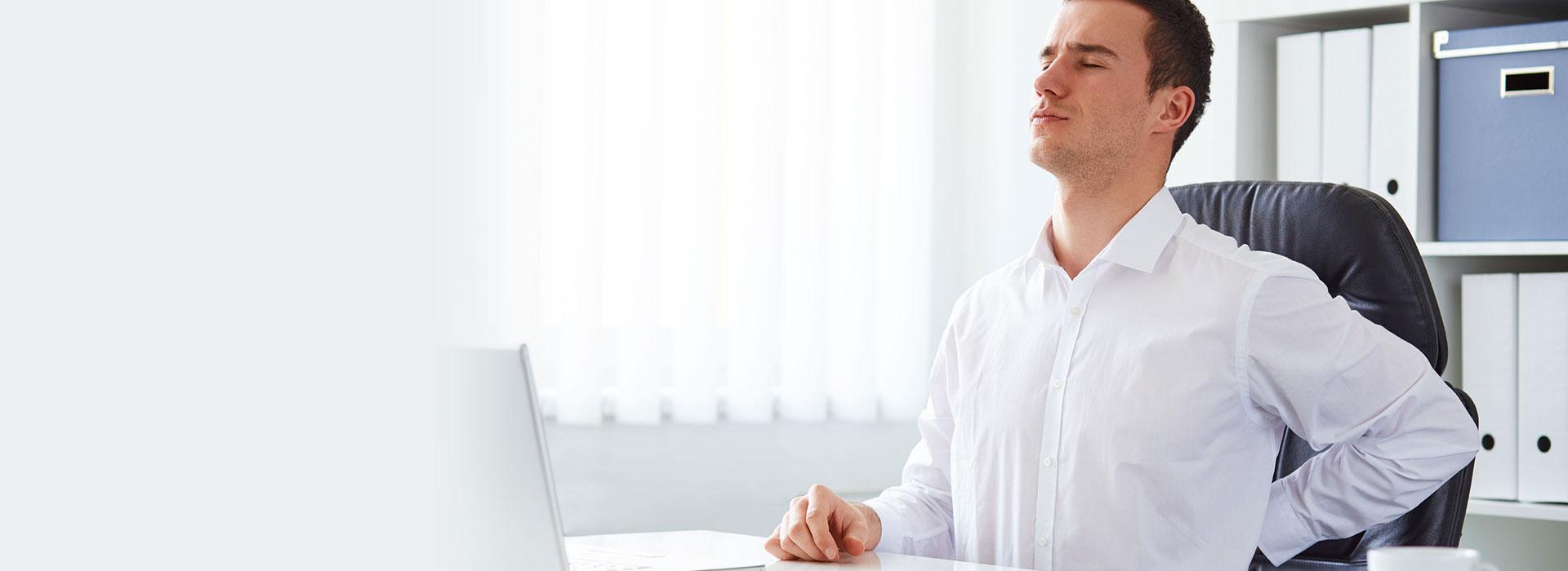 80% מהאוכלוסייה יחוו התקף כאבי  גב?